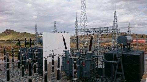 Civil & Structural construction of Sub Stations for ABB LTD